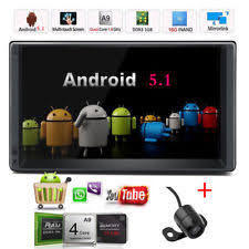 android mp3 android 5 1 7 2din car radio stereo player gps nav obd bt 4g wifi