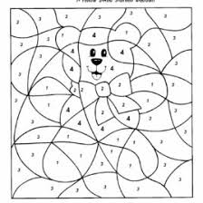 Color By Number Christmas Coloring Pages Color By Numbers Pictures To Color