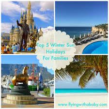 top 5 winter sun destinations for families