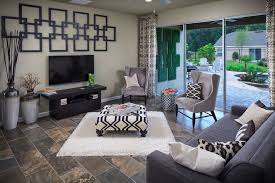 Contemporary Wall Decor Family Room Contemporary With Wing Chairs - Family room chairs