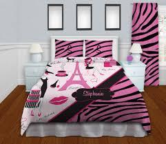Zebra Home Decor by Girls Zebra Bedroom
