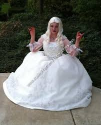 Halloween Costumes Alice Wonderland Coolest Diy White Queen Costume Alice Wonderland