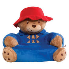 trend lab paddington bear children u0027s plush character chair baby