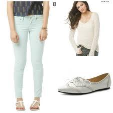 What To Wear With Light Jeans April U2013 2014 U2013 Styledbysteph96