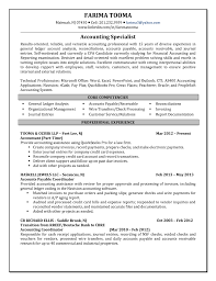 Sample Resume For Junior Accountant by Accounting Resume Accounting Resume Smlf Sample Accountant Resume