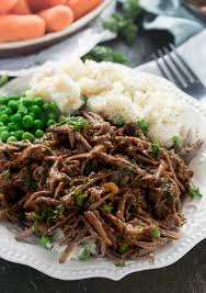 crock pot mississippi pot roast the cozy cook