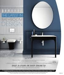 Bathroom Accessories Store by The Latest In Bathroom Designs By Domayne Issuu