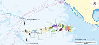 Undersea Cable Map Icpc Issues A New Recommendation On Submarine Cable Operations And