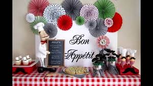 themed decorating ideas italian themed decorating ideas for a party