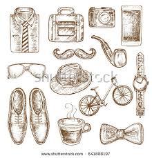 man sketch arkivbilder royaltyfrie bilder og vektorer shutterstock