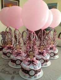 baby shower centerpieces girl 101 easy to make baby shower centerpieces baby sprinkle gold