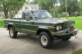 jeep frame jeep j10 short bed pickup 360 v8 4x4 auto air frame off restored