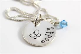 personalized name necklace personalized 1 name necklace with design birthstone sterling