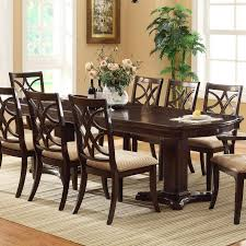 Double Pedestal Dining Table Use Pedestal Dining Table Home Furniture And Decor