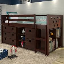 Twin Loft Bunk Bed Finelymade Furniture - Twin loft bunk bed