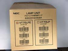 nec lt380 projector ebay