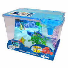 finding nemo 3d tank pets at home