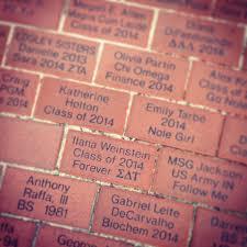 Florida State University Campus Map by Westcott Brick Program Fsu Alumni Association