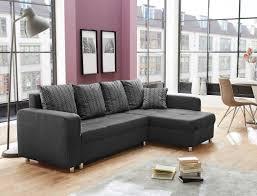 sofa anthrazit wohnlandschaft lyrion 235x154 cm anthrazit funktionssofa eckcouch