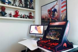 Tabletop Arcade Cabinet Playcade Will Turn Your Game Console Into Tabletop Retro Arcade