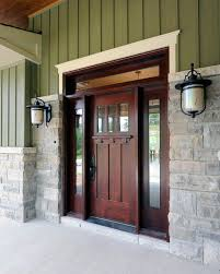 Prehung Exterior Doors Prehung Exterior Doors Entry Craftsman With Entry Front Door Front
