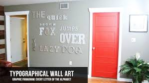 Metal Wall Letters Home Decor Diy Faux Metal Letter Wall Art Knock It Off The Live Well Network