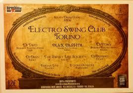 electro swing italia electro swing club torino dj grissino
