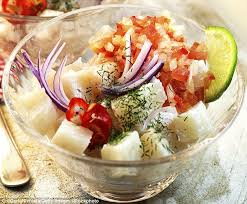 clinton kelly and stacy londons ambrosia salad recipe by lonely planet book shows photos of the world s best bowl food