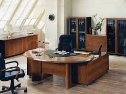 bureau du directeur bureau de direction niven plateau arrondi