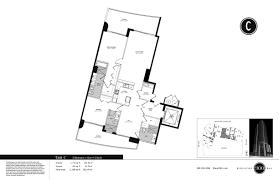 Parkland Residences Floor Plan by 900 Biscayne Blackstone International Realty
