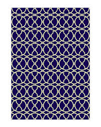 Outdoor Rug 6 X 9 Baja Circles Indoor Outdoor Rug