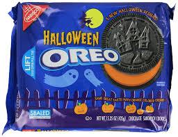 amazon com oreo halloween cookies chocolate sandwich treats 5