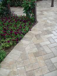 Herringbone Brick Patio Herringbone Pattern Picmia