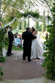 Wedding Arches To Purchase What Kind Of Fabric Would You Use To Decorate Your Arch Gazebo