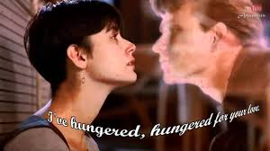 Film Ghost Muziek | oh my love unchained melody with lyrics clips from the