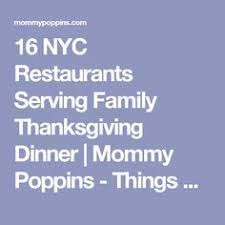 15 best places for thanksgiving dinner in nyc thanksgiving