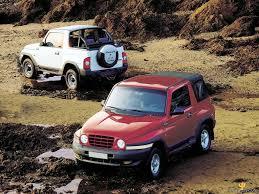 ssangyong korando 1999 1999 ssangyong korando cabrio kj u2013 pictures information and