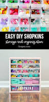 Diy Toy Storage Ideas Easy Diy Shopkins Storage U0026 Organization Tutorial Shopkins