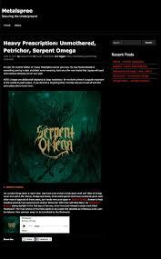reviews u2014 serpent omega