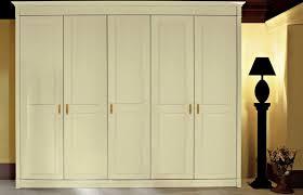 Wardrobes Furniture Land Direct Childrens Storage Wardrobe Kids by Engrossing Eldridge 6 Door Wardrobe In White High Gloss Tags 6