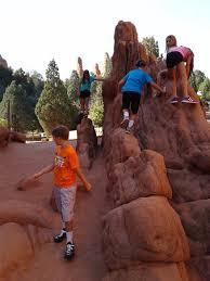 Rock Climbing Garden Of The Gods Picture Of Garden Of The Gods Colorado Springs