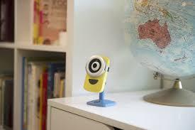 Minion Desk Accessories by Minion Hd Wi Fi Security Camera Gadget Flow