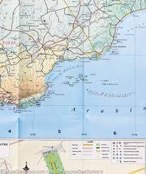 Map Of Yemen Map Of Oman The Uae U0026 Yemen Itm U2013 Mapscompany