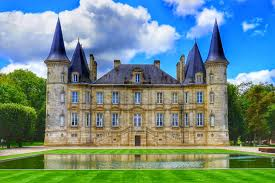 learn about chateau pichon baron chateau pichon longueville pauillac the roaming boomers