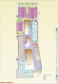 tdi mall agra floor plans