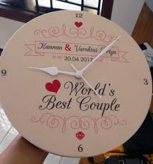 wedding clocks gifts wedding gift amazing clock wedding gift for wedding wedding