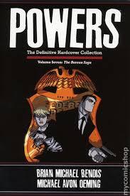 saga volume 7 powers hc 2006 2017 marvel icon the definitive collection comic