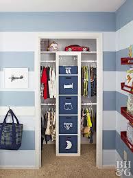 astuce rangement chambre kid s closet organization chambres