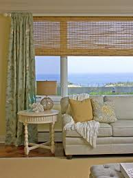 window treatments hgtv window treatment ideas beach sensation