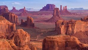 Monument Valley Utah Map by Monument Valley At The Arizona Utah Border My Grand Canyon Park